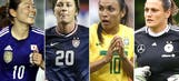 Countdown now begins to 2015 Women's World Cup in Canada