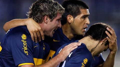 Boca Juniors (Late 1990s)