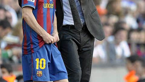 Barcelona (Josep Guardiola's tenure)