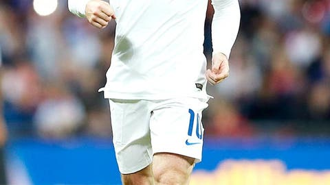 Key Player: Wayne Rooney (Manchester United)