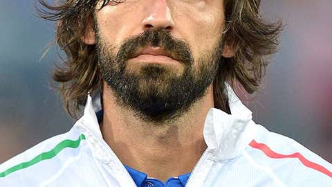 Key player: Andrea Pirlo (Juventus)