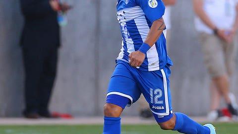 Arnold Peralta, Honduras