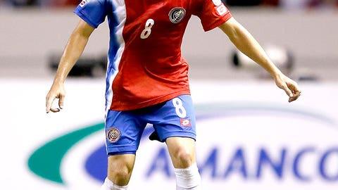 Bryan Oviedo, Costa Rica