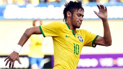 Brazil vs. Croatia (June 12, Sao Paulo)