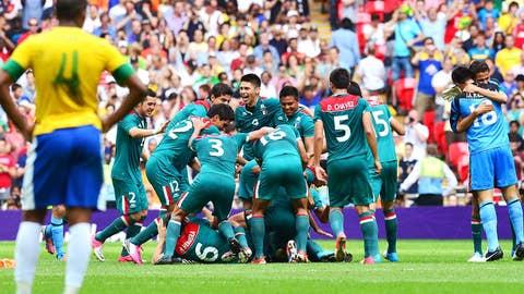 Brazil vs. Mexico (June 17, Fortaleza)