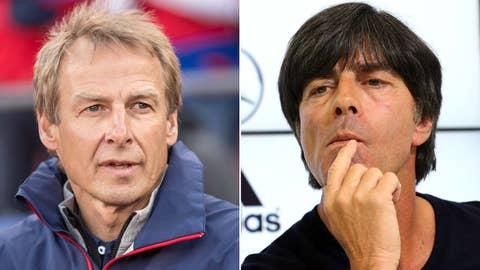 USA vs. Germany (June 26, Recife)