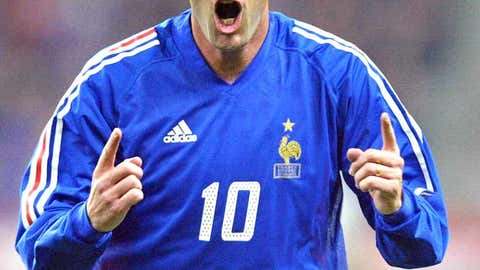 Zinedine Zidane (France)