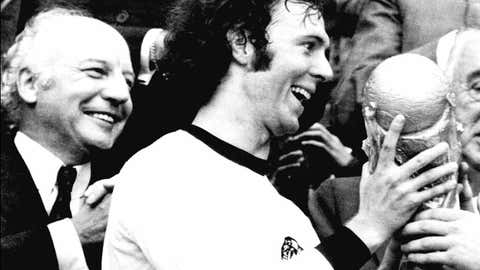 Franz Beckenbauer (West Germany)