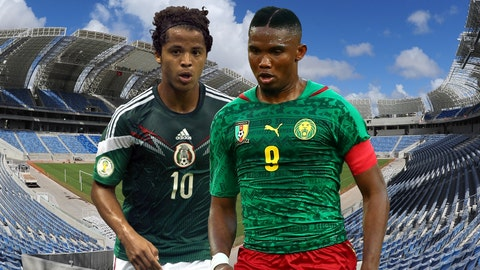 Spain-Netherlands, Mexico-Cameroon highlight Friday's action