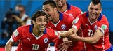 Dark horse Chile opens World Cup with win over Australia