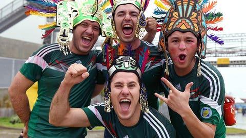 Aztec warriors!
