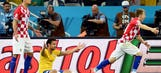 Remy says Brazil striker Fred should be punished for penalty dive