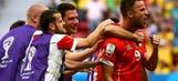 Switzerland snatch last-minute win over Ecuador behind Seferovic's goal