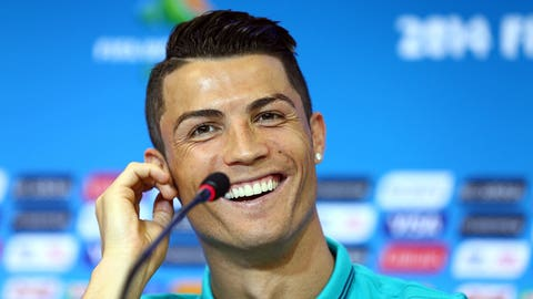 Cristiano Ronaldo declares he is ready to face Germany