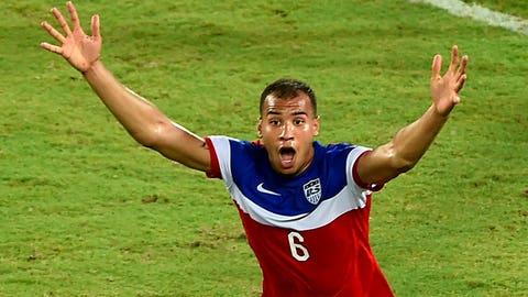 USA finally claims its victory over Ghana…