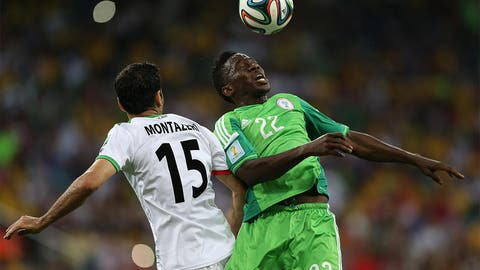 Iran, Nigeria dole out the first scoreless draw