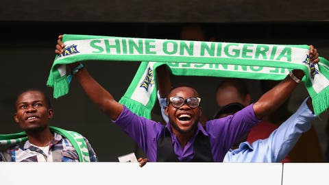 """Shine on Nigeria"""