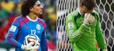 2014 World Cup Day 6: Tale of two goalkeepers