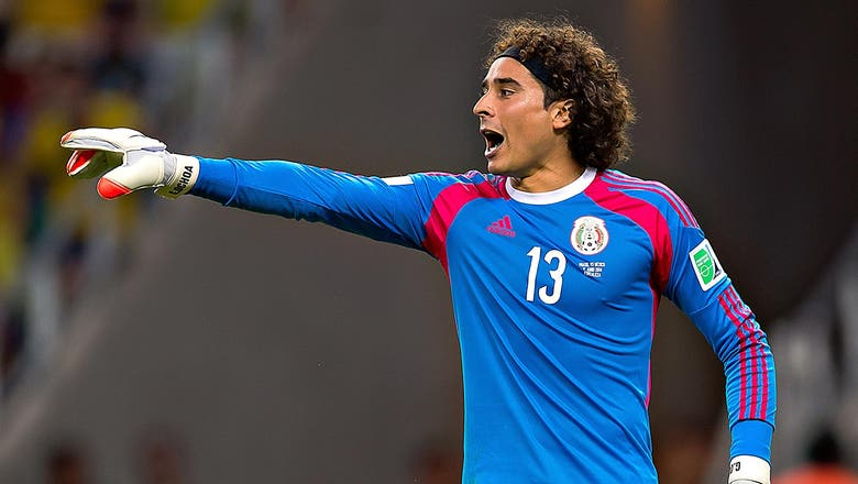 Memo Ochoa might actually get to play as he goes to Granada on loan