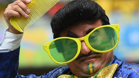 Monster comb