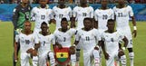 Ghana officials deny reports of a 'player revolt' against coach Appiah