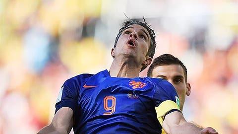 Total football...