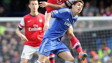 Arsenal v Chelsea (Saturday, April 25)