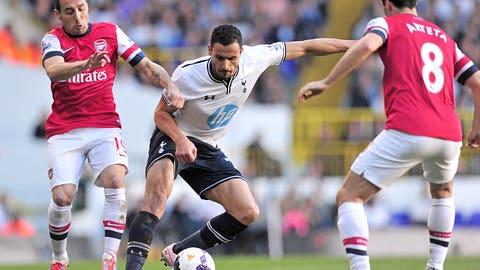 Arsenal v Tottenham (September 27)