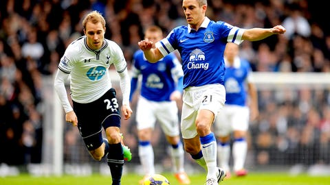 Everton v Tottenham (Sunday, May 24)