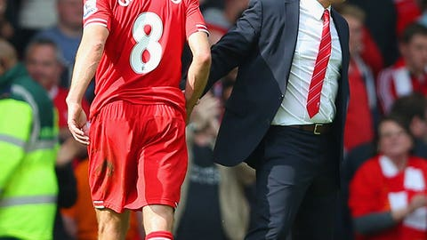 Liverpool v Chelsea (Saturday, November 8)