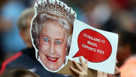 Royal support