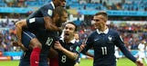 Evra confident team unity will see France rise past Switzerland