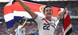 Costa Rica advances to Round of 16, upsets Italy behind Ruiz's winner