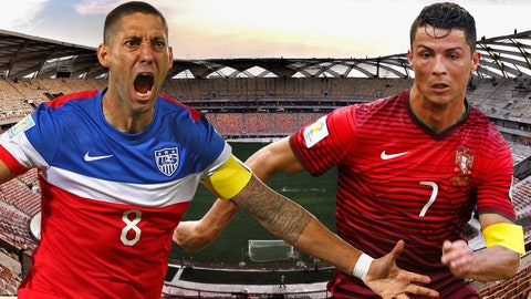 The wait for USA-Portugal is nearly over