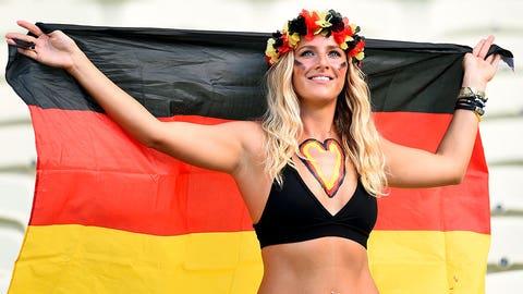 German gal