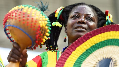 Ghana win?
