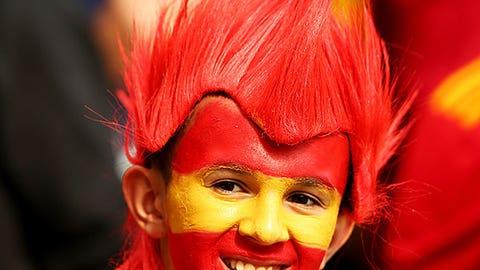 Furia roja