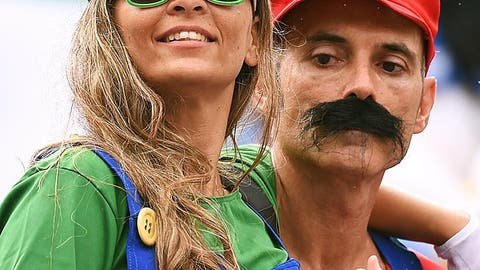 Mario ... siblings?