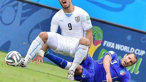 Luis Suarez, Liverpool/Uruguay