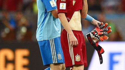Spain (duds)
