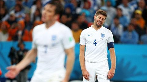 England (duds)