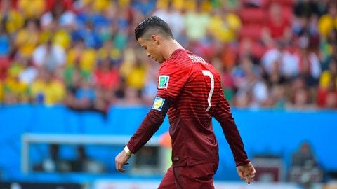Cristiano Ronaldo (dud)