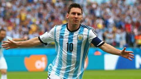 Lionel Messi (stud)