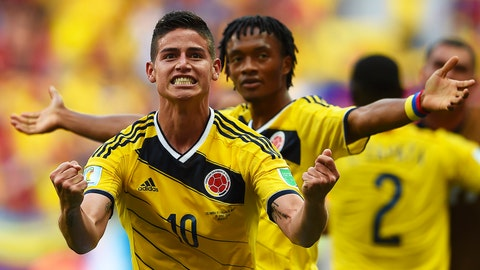 Colombia (studs)