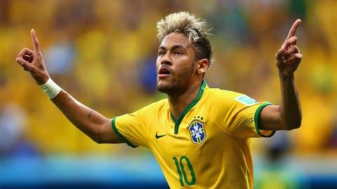 Neymar, LW (Brazil)