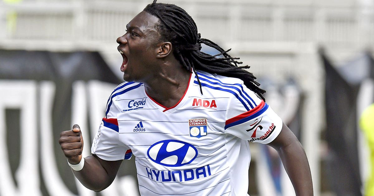 9698fdf2ad4 Swansea finally seals deal for Lyon, France striker Bafetimbi Gomis | FOX  Sports