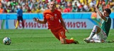 World Cup Day 17: Robben draws ire for theatrical dives