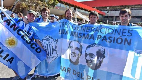 Banner men