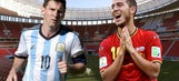 Deep malaise must end for World Cup hopefuls Argentina or Belgium