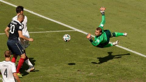 Flying German
